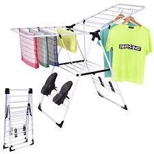 folding clothes rack ebay