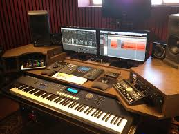 Studio Desk Diy Fabulous How To Build A Music Production Desk Youtube With