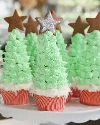 martha stewart christmas tree cupcakes u2013 happy holidays