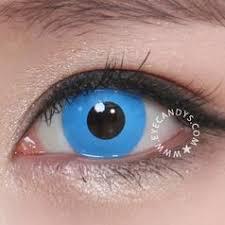 light blue cosplay contacts buy costume halloween contact lenses eyecandy s