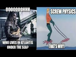 Aquaman Meme - things only aquaman fans will find funny aquaman memes youtube