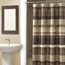 bathroom blue 96 inch shower curtain with wooden floor and