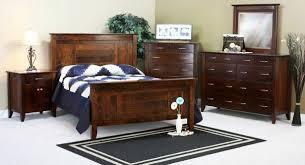 bedroom adorable all wood bedroom furniture sets amish bedroom