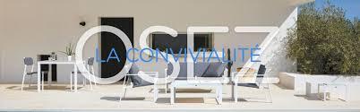 mobilier outdoor luxe mobilier de jardin design sifas outdoor dedon flexform royal