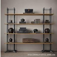librerie muro stile retr祺 in legno libreria scaffale mensola a muro scaffalature