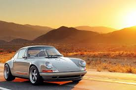 porsche 911 vintage a look at the singer porsche 911 motormavens car