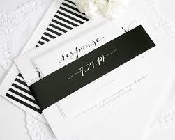 black and white striped wedding invitations black and white wedding stationery tbrb info tbrb info