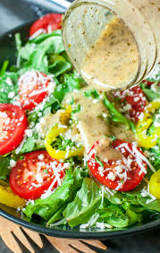 easy homemade greek dressing peas and crayons