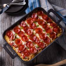pizza mac and cheese ready set eat