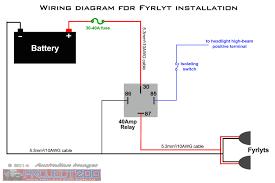 trailer light hook up driving light wiring diagram on spotlight wiring diagram for boat