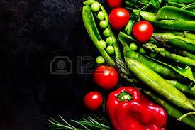 cuisiner sainement fond alimentaire légumes biologiques premières ingrédients frais