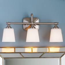 corner ceiling light fixtures cut corner bath light 3 light shades of light