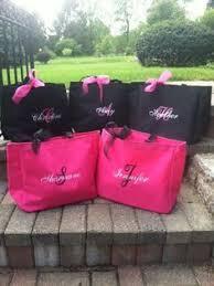 bridal party tote bags bridesmaid bags bridesmaid tote bag bridal party tote bags for
