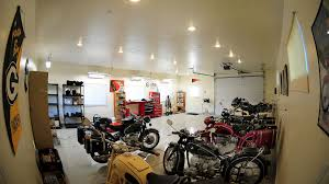 how to make the most of your home s garage decor and style man cave motorcycles