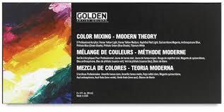 golden heavy body artist acrylic sets blick art materials