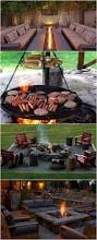10 outdoor firepits your boss wants to have boss grilling and