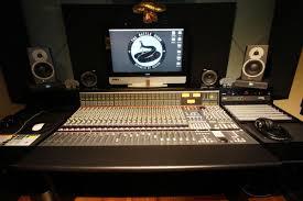 Argosy Console Desk Custom Recording Studio Furniture Scs