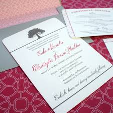 trellis and oak tree invitation u2013 scotti cline designs
