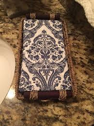 Powder Room Towels - how pretty is your powder room gina diamond u0027s flower co