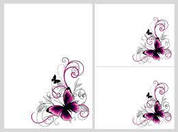 blank blue wedding invitation templates wedding decorate ideas