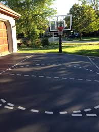 Backyard Basketball Court Ideas by My Day Every Day Was Get Up Eat Breakfast Play Some Basketball