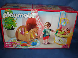 playmobil babyzimmer playmobil collection on ebay