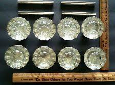 Vintage Glass Door Knobs by Crystal Antique Door Knobs U0026 Handles Ebay