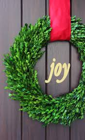 guides ideas simple boxwood wreath design for home accessories