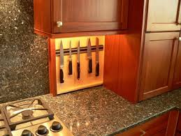 Kitchen Knives Storage Cabinet Organizers Kitchen Knife Storage Ideas Crowdbuild For