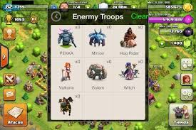 clash of clans all troops clash of clans hacks unlimited troops cool hacking tech trick