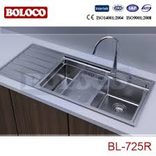 China High Quality Stainless Steel Kitchen Sink BlL China - Kitchen sink quality