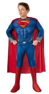 Halloween Costume Ideas Boys 10 12 Amazon Man Steel Child U0027s Deluxe Lite Superman Costume