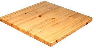 wood table wonderful plank pine wood restaurant table tops for