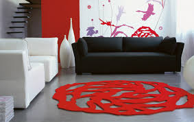 Red Modern Furniture by Modern Furniture Designs By Beside Armchairs Coffee Table And Sofas