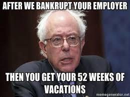 Funny Conservative Memes - hilarious bernie sanders meme reveals truth about socialism