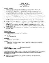 sharepoint resume project ideas sharepoint developer resume 4 todd