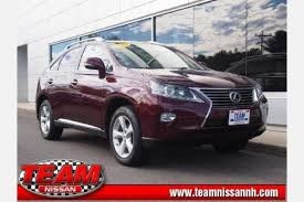 lexus nh used lexus rx 350 for sale in nashua nh edmunds