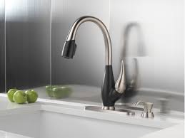delta kitchen faucet faucet com rp50781ss in brilliance stainless by delta