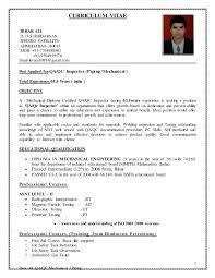 qc inspector resume oil and gas eliolera com