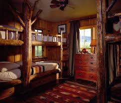los angeles log cabin bedroom garage modern with storage cabinets