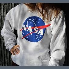 48 off urban outfitters sweaters nasa crewneck sweatshirt