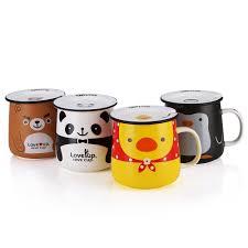 animal mug aliexpress com buy upstyle cute coffee mug animal pattern