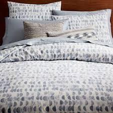 Organic Cotton Duvet Cover 100 Organic Cotton Bed Linen West Elm Uk