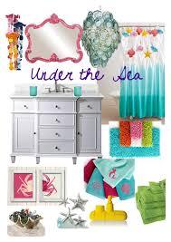 Fish Bathroom Accessories Best 25 Little Mermaid Bathroom Ideas On Pinterest Little