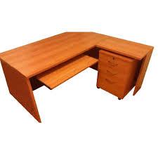 l shaped standing desk the uplift 950 adjustable lshape custom solid wood standing desk