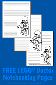 writing paper free lego writing paper free printable doctor pages does your child have an interest in becoming a doctor they can write about it