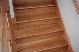 hardwood stair treads ideas interesting traditional hardwood stair