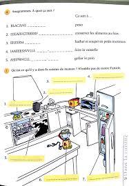 dans la cuisine dans la cuisine le français la langue de l amour