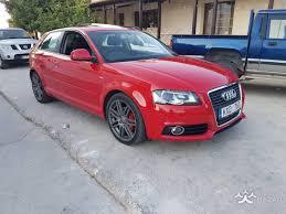 audi a3 2010 hatchback 1 4l petrol manual for sale limassol