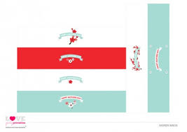 printable napkin rings free s day printables from party printables catch my